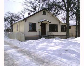 Photo 1: 98 RENFREW Street in WINNIPEG: River Heights / Tuxedo / Linden Woods Residential for sale (South Winnipeg)  : MLS®# 2903465