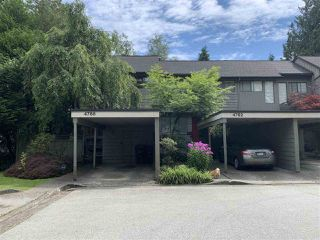 "Photo 2: 4768 CEDARGLEN Place in Burnaby: Greentree Village Townhouse for sale in ""GREENTREE VILLAGE"" (Burnaby South)  : MLS®# R2388988"