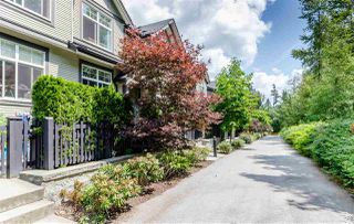 "Photo 1: 29 15788 104 Avenue in Surrey: Guildford Townhouse for sale in ""BLUETREE HOMES AT BISHOP CREEK"" (North Surrey)  : MLS®# R2390092"