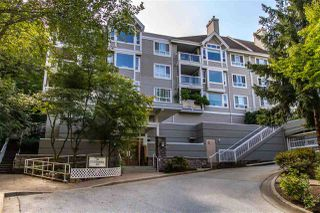 "Photo 1: 303 3099 TERRAVISTA Place in Port Moody: Port Moody Centre Condo for sale in ""GLENMORE"" : MLS®# R2401739"