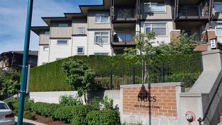 Main Photo: 314 400 KLAHANIE Drive in Port Moody: Port Moody Centre Condo for sale : MLS®# R2403873