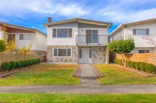 Main Photo: 6151 ST. CATHERINES Street in Vancouver: Fraser VE House for sale (Vancouver East)  : MLS®# R2418581