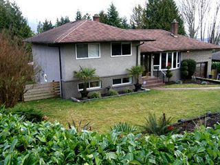Photo 1: 3055 DAYBREAK AVENUE in Coquitlam: Home for sale