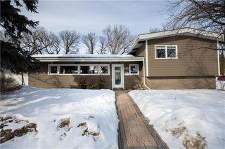 Main Photo: 182 Harris Boulevard in Winnipeg: Woodhaven Residential for sale (5F)  : MLS®# 202006454