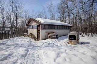 Photo 37: 43 CARLETON Drive: Rural Sturgeon County House for sale : MLS®# E4193328