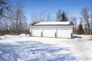 Photo 33: 43 CARLETON Drive: Rural Sturgeon County House for sale : MLS®# E4193328