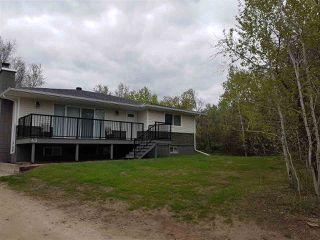 Photo 1: 43 CARLETON Drive: Rural Sturgeon County House for sale : MLS®# E4193328