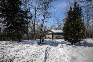 Photo 36: 43 CARLETON Drive: Rural Sturgeon County House for sale : MLS®# E4193328