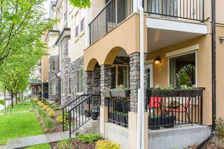 Photo 1: 117 8730 82 Avenue in Edmonton: Zone 18 Condo for sale : MLS®# E4199096