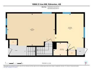 Photo 43: 10868 21 Avenue in Edmonton: Zone 16 House for sale : MLS®# E4201984