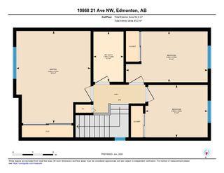 Photo 44: 10868 21 Avenue in Edmonton: Zone 16 House for sale : MLS®# E4201984