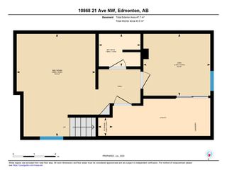 Photo 45: 10868 21 Avenue in Edmonton: Zone 16 House for sale : MLS®# E4201984