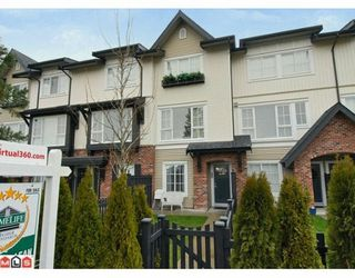 Photo 1: 47 2450 161A Street in Glenmore: Home for sale : MLS®# F1005100