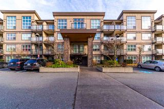 Photo 1: 317 30525 CARDINAL AVENUE in Abbotsford: Abbotsford West Condo for sale : MLS®# R2520530