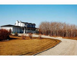 Photo 1: 59 GLEN-VIEW Road in COCHRANE: Rural Rocky View MD Residential Detached Single Family for sale : MLS®# C3414467