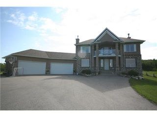 Photo 1: 31165 Woodland Way in CALGARY: Rural Rocky View MD Residential Detached Single Family for sale : MLS®# C3439780