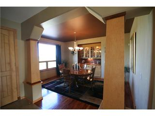 Photo 5: 31165 Woodland Way in CALGARY: Rural Rocky View MD Residential Detached Single Family for sale : MLS®# C3439780