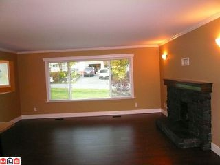 Photo 3: 32620 WILLINGDON in Abbotsford: Abbotsford West House for sale : MLS®# F1026039