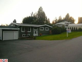 Photo 1: 32620 WILLINGDON in Abbotsford: Abbotsford West House for sale : MLS®# F1026039