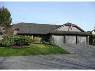"Photo 1: 5611 GOLDENROD in Tsawwassen: Tsawwassen East House for sale in ""FOREST BY THE BAY"" : MLS®# V855791"