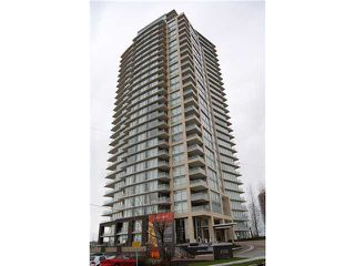 "Photo 1: 2105 2133 DOUGLAS Road in Burnaby: Brentwood Park Condo for sale in ""PERSPECTIVES"" (Burnaby North)  : MLS®# V861434"