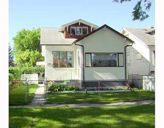 Photo 1: 736 BOYD Avenue in WINNIPEG: North End Residential for sale (North West Winnipeg)  : MLS®# 2814561