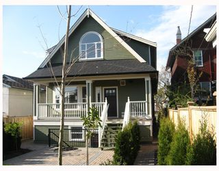 Photo 6: 1262 E 27TH Avenue in Vancouver: Knight House 1/2 Duplex for sale (Vancouver East)  : MLS®# V755472