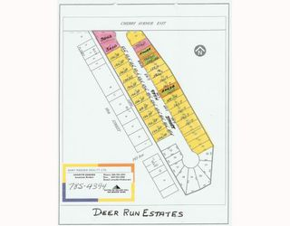 """Main Photo: # LOT 34 S 97TH ST: Taylor Land for sale in """"DEER RUN ESTATES"""" (Fort St. John (Zone 60))  : MLS®# N192651"""