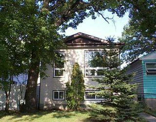 Photo 1: 297 BROOKLYN Street in WINNIPEG: St James Single Family Detached for sale (West Winnipeg)  : MLS®# 2613016