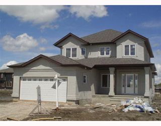 Main Photo: 3 MARVAN Cove in WINNIPEG: St Vital Residential for sale (South East Winnipeg)  : MLS®# 2810483