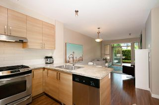 """Main Photo: 106 1150 KENSAL Place in Coquitlam: New Horizons Condo for sale in """"Thomas House at Windsor Gate"""" : MLS®# R2395048"""