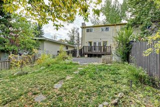 Photo 38: 11137 SACRAMENTO Drive SW in Calgary: Southwood Semi Detached for sale : MLS®# C4270642