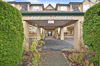 "Main Photo: 207 2410 EMERSON Street in Abbotsford: Abbotsford West Condo for sale in ""Lakeway Gardens"" : MLS®# R2419927"