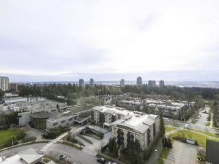 "Photo 16: 1502 6659 SOUTHOAKS Crescent in Burnaby: Highgate Condo for sale in ""GEMINI II"" (Burnaby South)  : MLS®# R2427776"