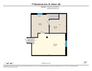 Photo 49: 71 WOODCREST AV: St. Albert House for sale : MLS®# E4185751