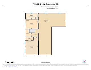 Photo 50: 7119 82 Street in Edmonton: Zone 17 House for sale : MLS®# E4191827