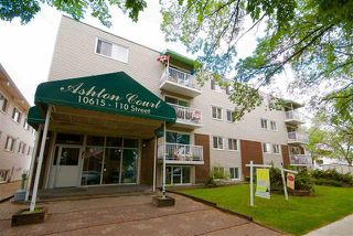 Photo 1: 402 10615 110 Street in Edmonton: Zone 08 Condo for sale : MLS®# E4197141