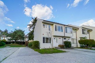 "Photo 1: 11 9342 128 Street in Surrey: Queen Mary Park Surrey Townhouse for sale in ""Surrey Meadows"" : MLS®# R2513633"