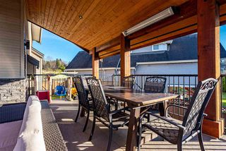 """Photo 25: 35408 NAKISKA Court in Abbotsford: Abbotsford East House for sale in """"Sandyhill"""" : MLS®# R2522244"""
