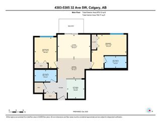 Photo 12: 4303 5305 32 Avenue SW in Calgary: Glenbrook Apartment for sale : MLS®# A1054789