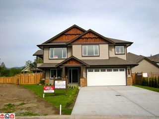 Photo 1: 8699 ASHMORE Place in Mission: Mission BC House for sale : MLS®# F1012872