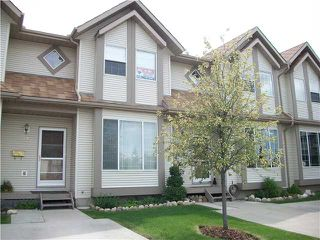 Photo 1: 48 SHAWBROOKE Court SW in CALGARY: Shawnessy Townhouse for sale (Calgary)  : MLS®# C3434616