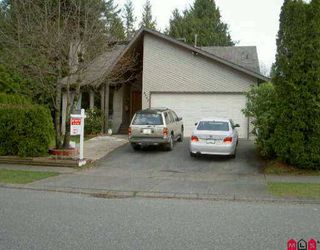 Photo 1: 4540 206TH ST in Langley: Langley City House for sale : MLS®# F2606680