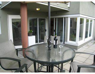 Photo 9: 109 3280 W BROADWAY Avenue in Vancouver: Kitsilano Condo for sale (Vancouver West)  : MLS®# V729261