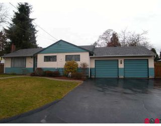 """Photo 1: 15141 DOVE Place in Surrey: Bolivar Heights House for sale in """"BIRDLAND"""" (North Surrey)  : MLS®# F2905291"""