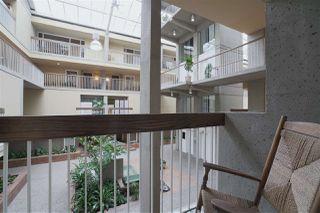 Photo 19: 119 11220 99 Avenue in Edmonton: Zone 12 Condo for sale : MLS®# E4169510