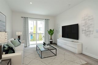 """Photo 1: 77 8438 207A Street in Langley: Willoughby Heights Townhouse for sale in """"YORK By Mosaic"""" : MLS®# R2453258"""