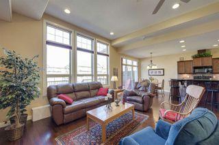 Photo 3: 5 841 156 Street in Edmonton: Zone 14 House Half Duplex for sale : MLS®# E4197475