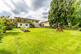Photo 35: 45499 LEWIS Avenue in Chilliwack: Chilliwack N Yale-Well House for sale : MLS®# R2462795