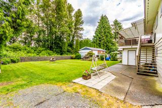 Photo 28: 45499 LEWIS Avenue in Chilliwack: Chilliwack N Yale-Well House for sale : MLS®# R2462795